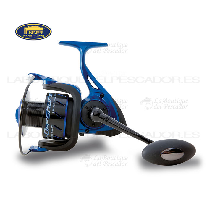 CARRETE OFFSHORE 5+1BB. S.60 LINEAEFFE