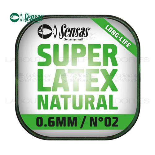 SUPER LATEX NATURAL SENSAS