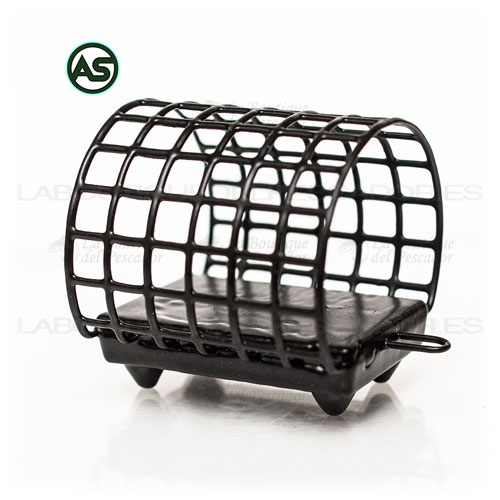 TUNNEL CAGE FEEDER AS
