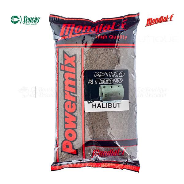 POWERMIX METHOD & FEEDER HALIBUT 1KG. MONDIAL-F