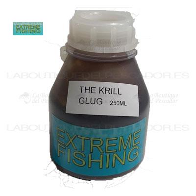 LIQUIDO THE KRILL GLUG 250ML. EXTREME FISHING