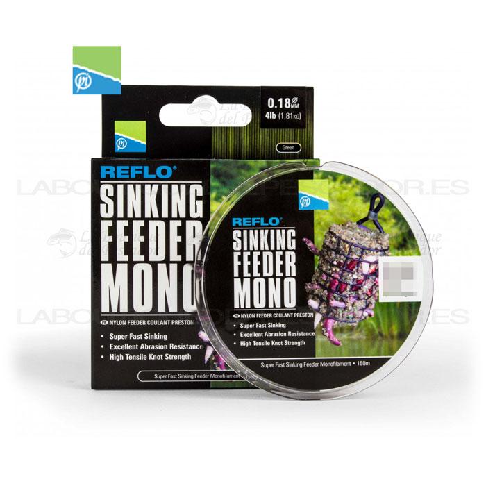 REFLO SINKING FEEDER MONO PRESTON
