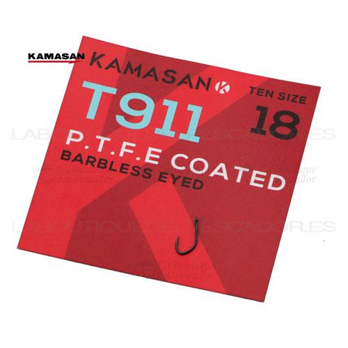 ANZUELO T911 PTFE KAMASAN