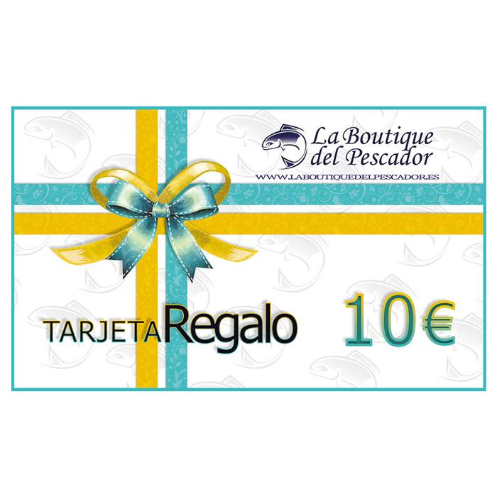 TARJETA REGALO 10 EUROS